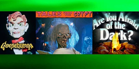 Free Online Riff of Goosebumps/Tales From the Crypt/Are You Afraid... tickets