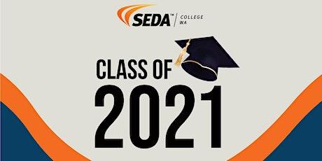 Class of 2021 | SEDA Graduation tickets