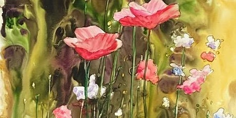 Painting Watercolor on Yupo Workshop with Kevin Davidson tickets
