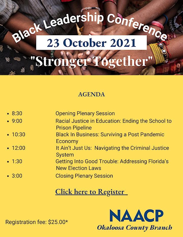 Black Leadership Conference image