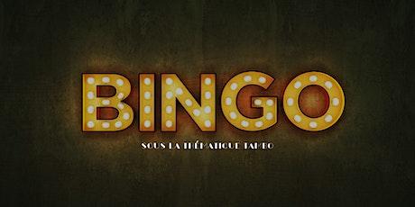 Bingo-Tambo ! entradas