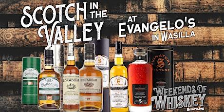 Scotch In The Valley- Ballechin, Edradour, Signatory At Evangelo's tickets