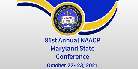 Maryland State Conference 2021 tickets