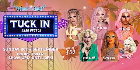 TUCK IN: Drag Brunch - September tickets