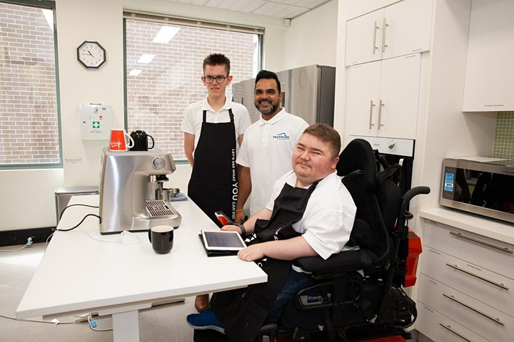 Northcott Drop-in Day for Vocational Skills (SLES) in our Wollongong Office image