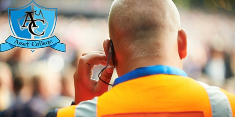 Crowd Control Revalidation - North Lakes tickets