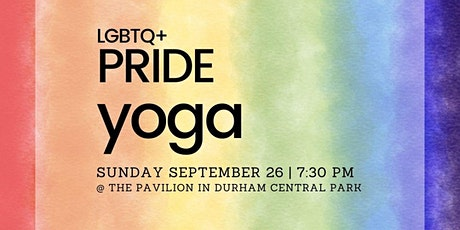 Pride Yoga tickets