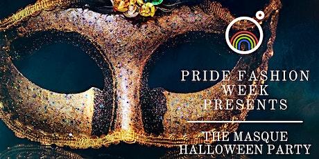 Halloween Masque tickets