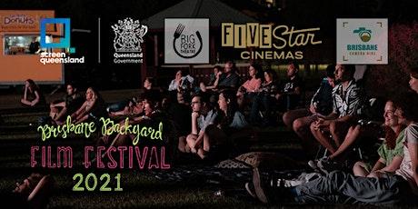 Backyard Film Festival - 2021 tickets