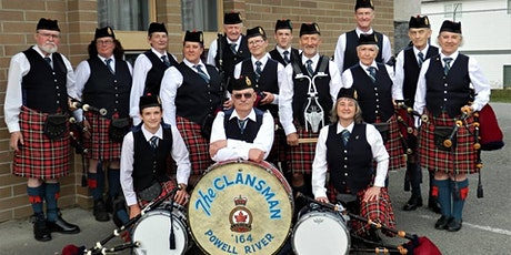 Burger, Beer, and Bagpipes - Silent Auction too! tickets