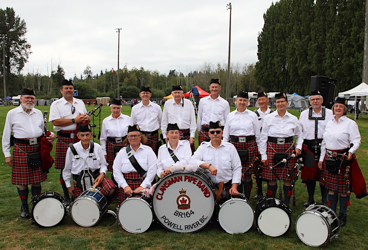 Burger, Beer, and Bagpipes - Silent Auction too! image