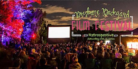 Brisbane Backyard Film Festival - Retrospective tickets