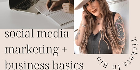 Social Media + Business Marketing for Salons & Beauty Industry Pros tickets