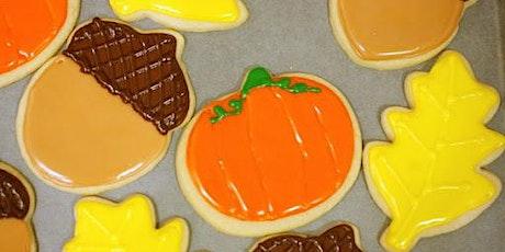 Preschool Cookie Decorating Class tickets