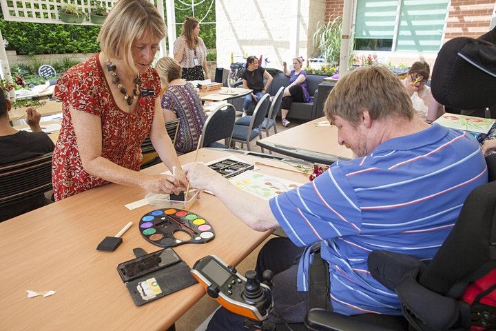 Northcott Drop-in Day for Everyday Life Skills Tamworth Office image
