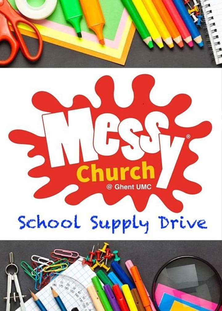 Messy Church at Ghent UMC image