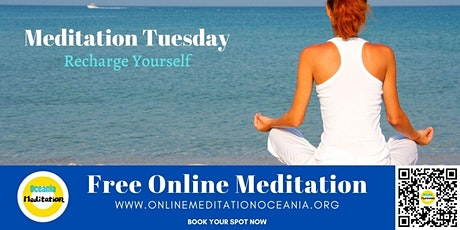 Meditation Tuesday : Free Online Event tickets