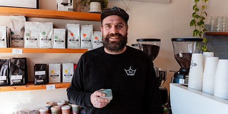 Be Your Own Barista with Sixpence Coffee tickets