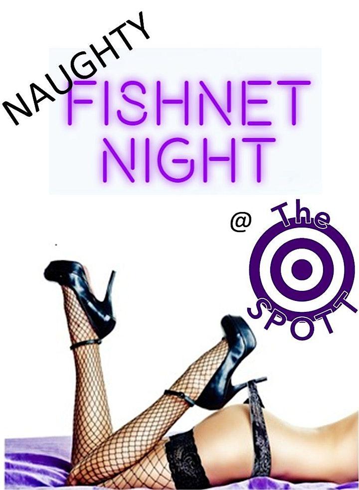 Fishnet Night at The SPOTT! image