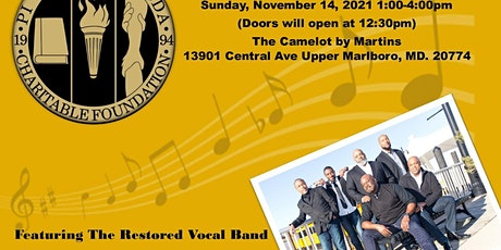 PULCF 2nd Annual Gospel and Jazz Scholarship Luncheon tickets