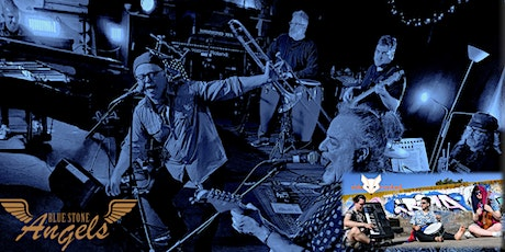 Now Sat 27th Nov *** Blue Stone Angels (Album launch) & Sidetracked tickets