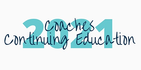 Coaches Continuing Education tickets