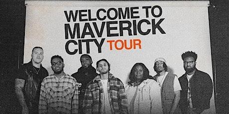 Maverick City - Food For the Hungry Volunteers - Atlanta, GA tickets