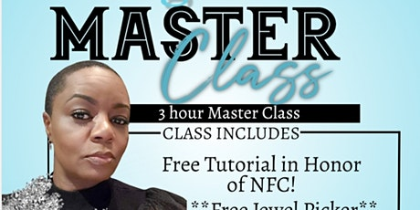 Bling MasterClass ***NFC Only** tickets