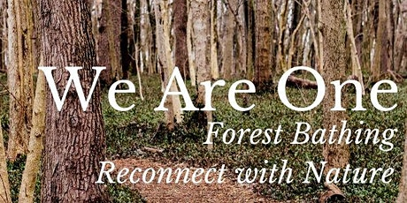 Remotely Guided Forest Bathing tickets