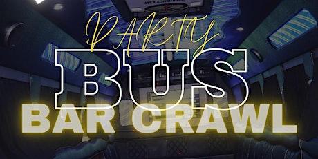 Party Bus Bar Crawl : NFL EDITION tickets