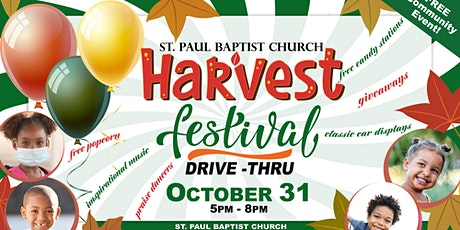 St. Paul Harvest Festival Drive-Thru for Kids tickets
