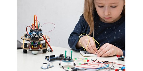 School Holiday Event: Introduction to Arduino - Online (school years 4-8) tickets