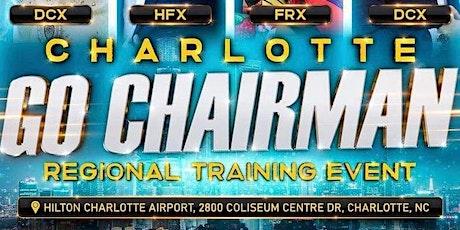 GO CHAIRMAN CHARLOTTE tickets