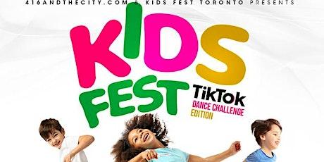 Kids Fest -Tik Tok Dance & Sports day tickets