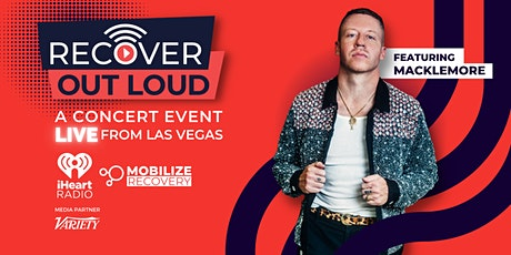 Recover Out Loud featuring Macklemore tickets
