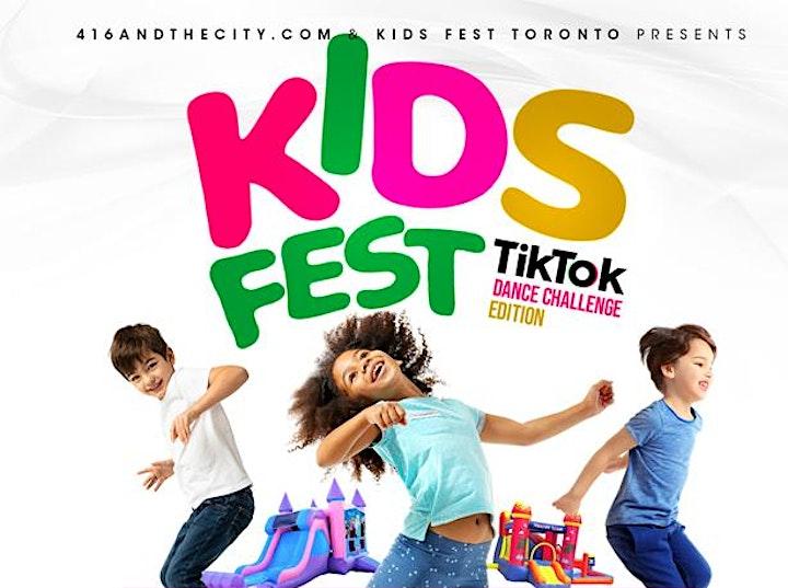 Kids Fest -Tik Tok Dance & Sports day image