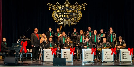 A Big Band Christmas - Williamsburg Classic Swing Orchestra tickets