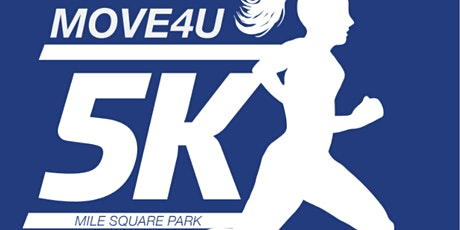 Move4u 5k Walk/Run Event 2021 tickets