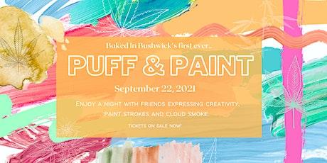 Baked In Bushwick Presents: Puff & Paint tickets