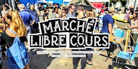 Marché Libre Cours (Édition 2021) tickets