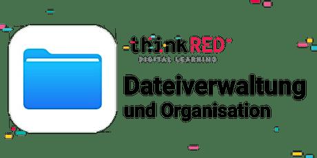 Dateiverwaltung und Organisation Tickets
