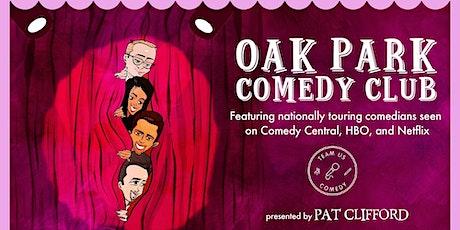 Oak Park Comedy Club - September tickets