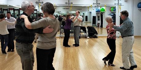 Beginner Night Club 2 Step Dance Class--6 Wk. Session tickets
