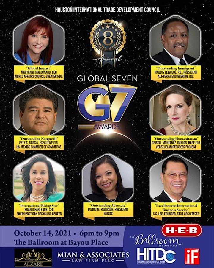 8th Annual Global 7 Gala image