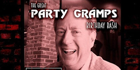 The Great Party Gramps Birthday Bash tickets