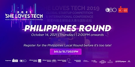 She Loves Tech 2021 - Philippines Round tickets