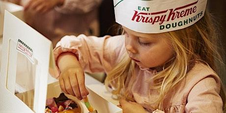 School Holiday Doughnut Decorating @ Krispy Kreme (West Croydon) tickets
