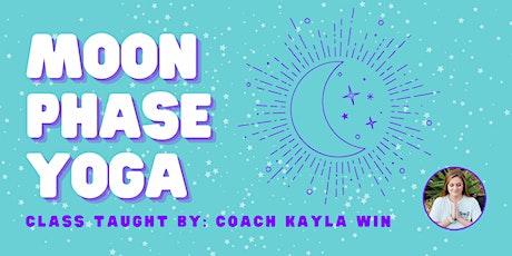 Moon Ritual Yoga tickets