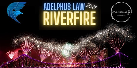 Adelphus Law River Fire Exclusive at Mr and Mrs G Riverbar tickets