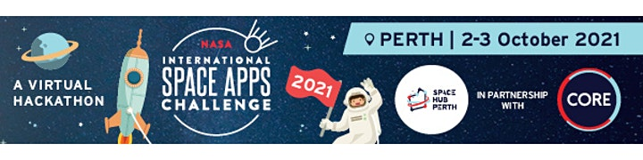 NASA Space Apps Challenge 2021 Perth Information Night image